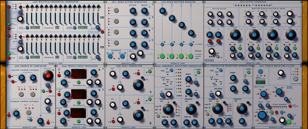 A free download turns Reaktor into a powerful Buchla modular emulation