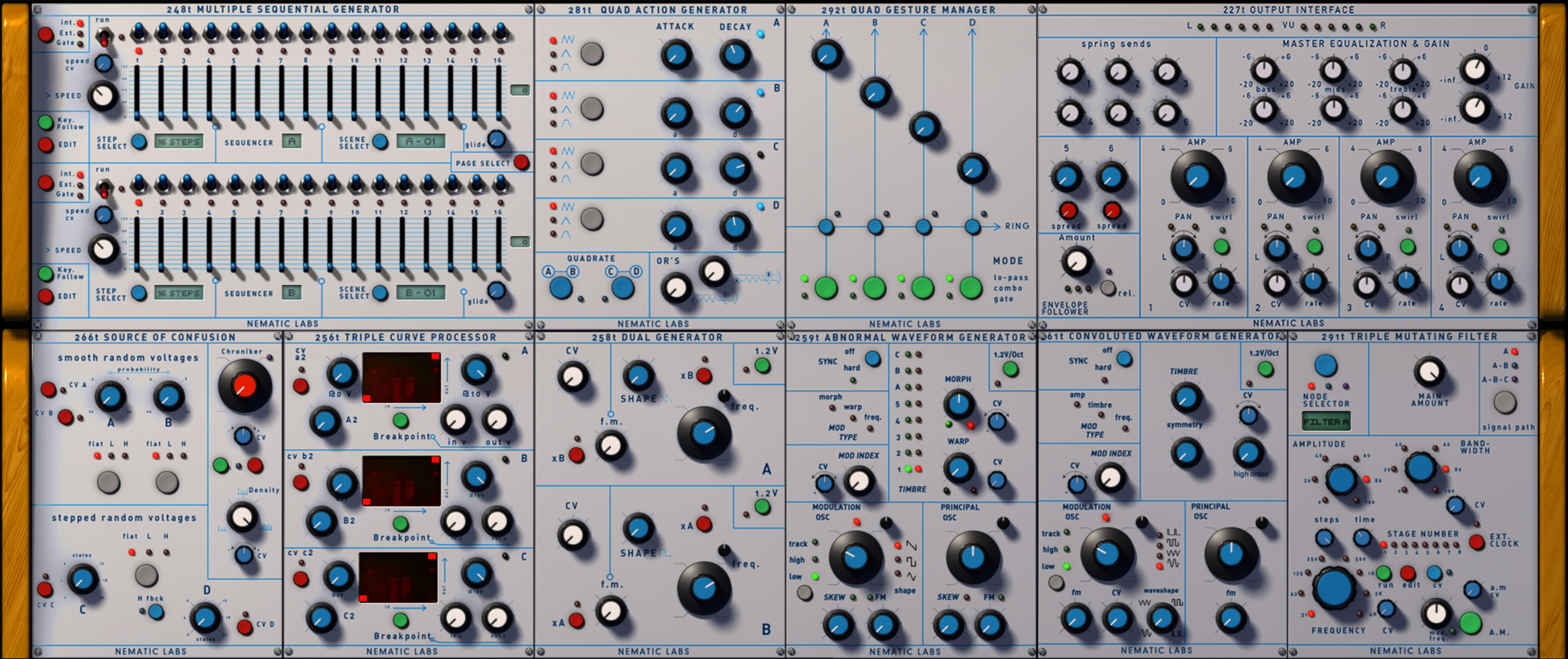 A free download turns Reaktor into a powerful Buchla modular