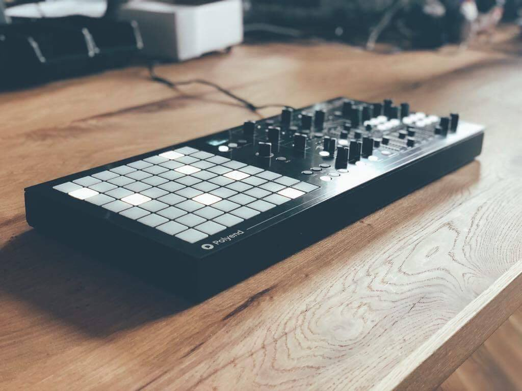 Upcoming Dreadbox Medusa combines analog synth, grid sequencer