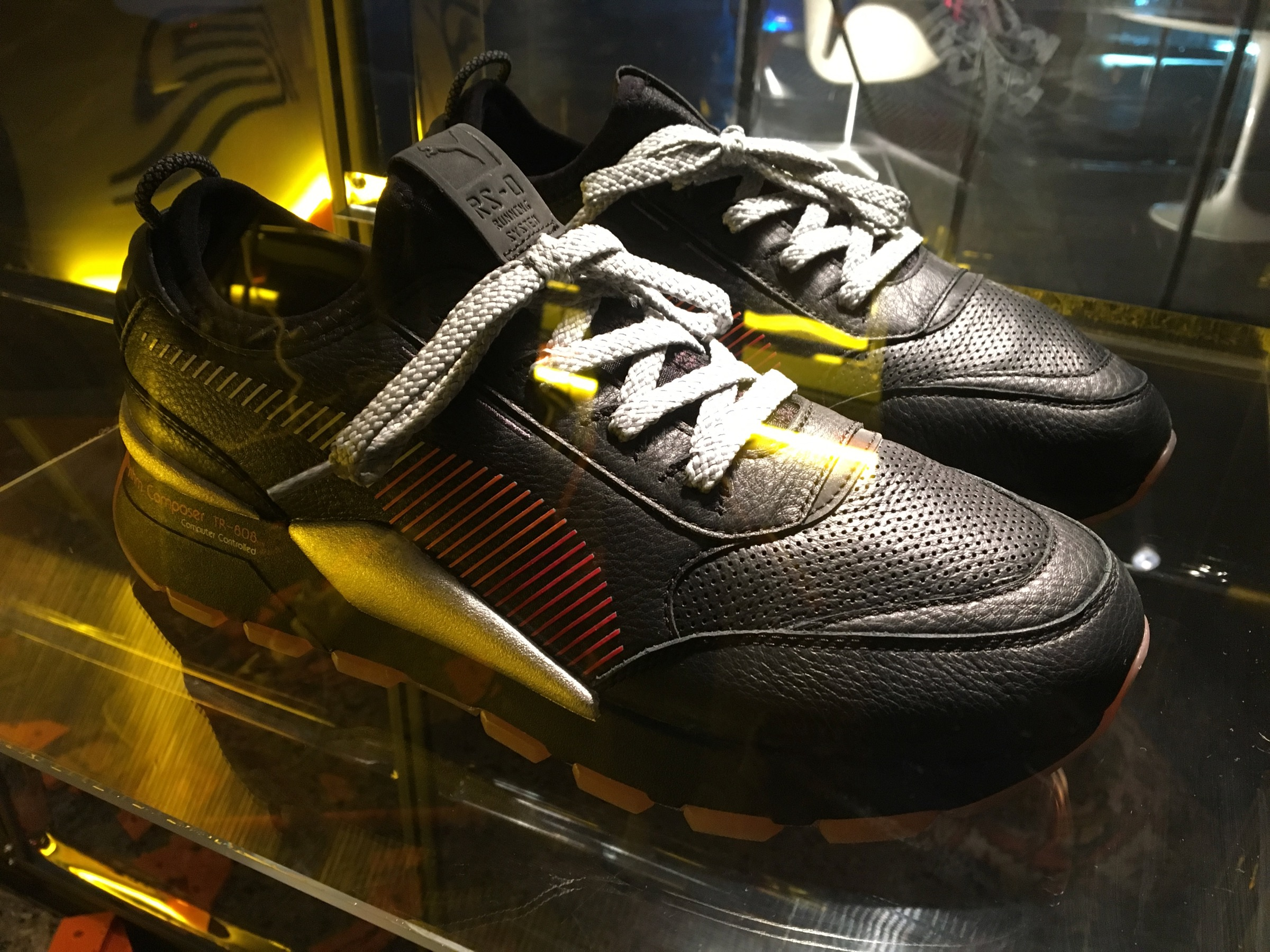 The Roland TR 808 is getting its own pair of Puma shoes