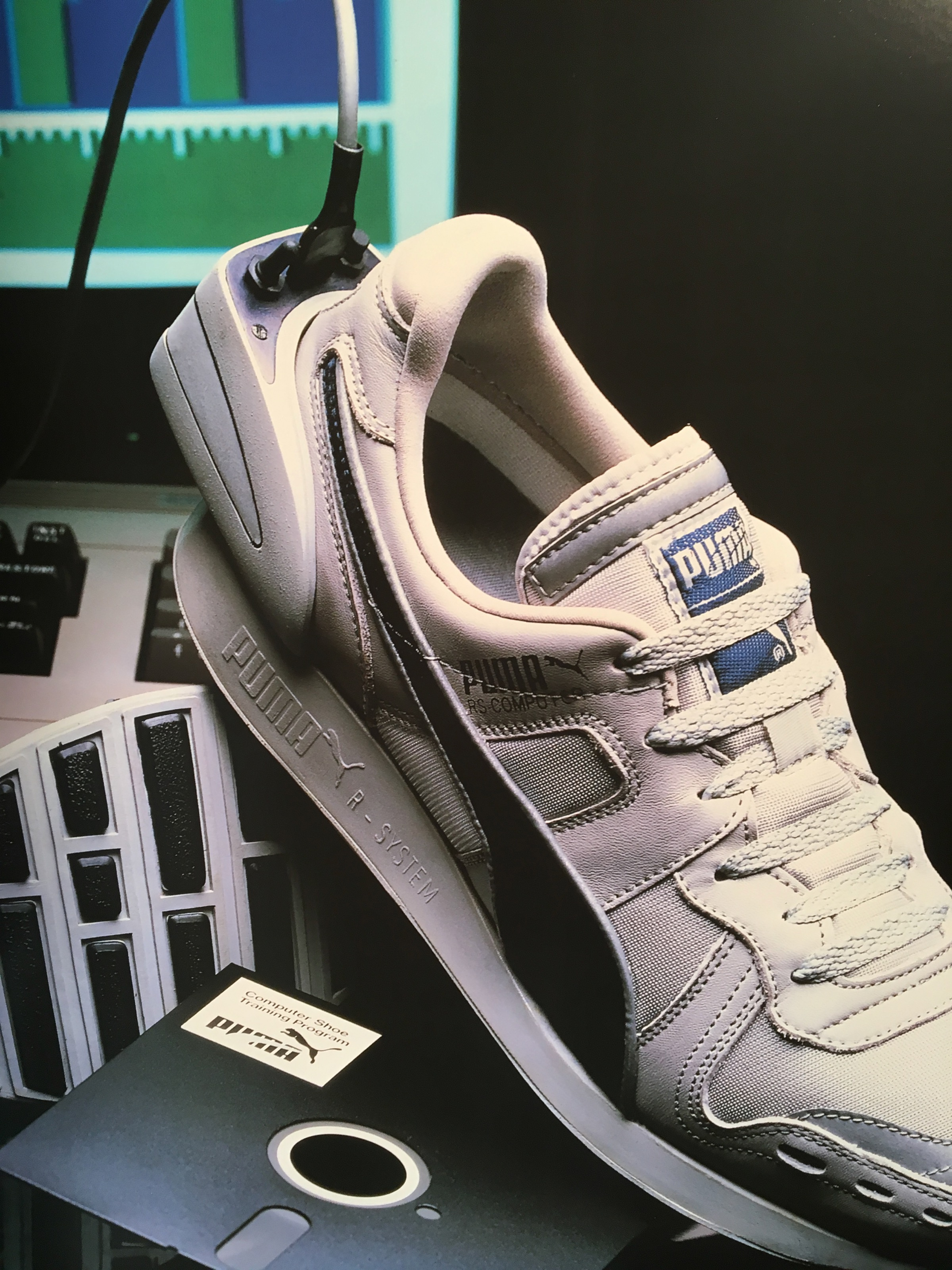 44e2e1a39c16 The Roland TR-808 is getting its own pair of Puma shoes - CDM Create ...
