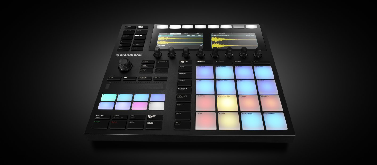 ableton live 9 maschine template