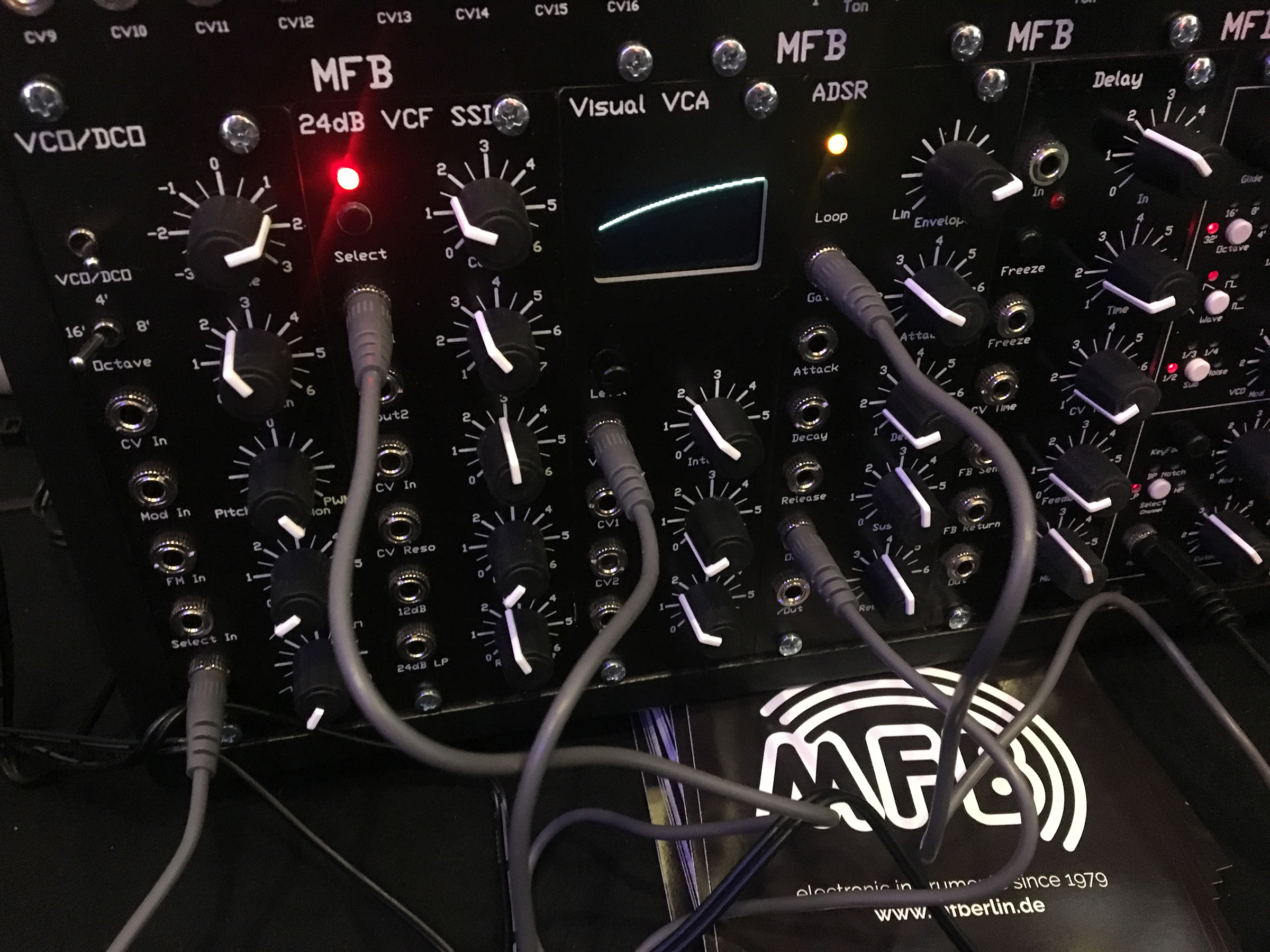 Mfb Have A Killer Live Drum Machine Synth In The Hybrid Tanzbr 2 Joe Funk Electric Electrician Frisco Tx But Wait Theres More Also New Modules Coming Too Heres Sneak Peak Of That