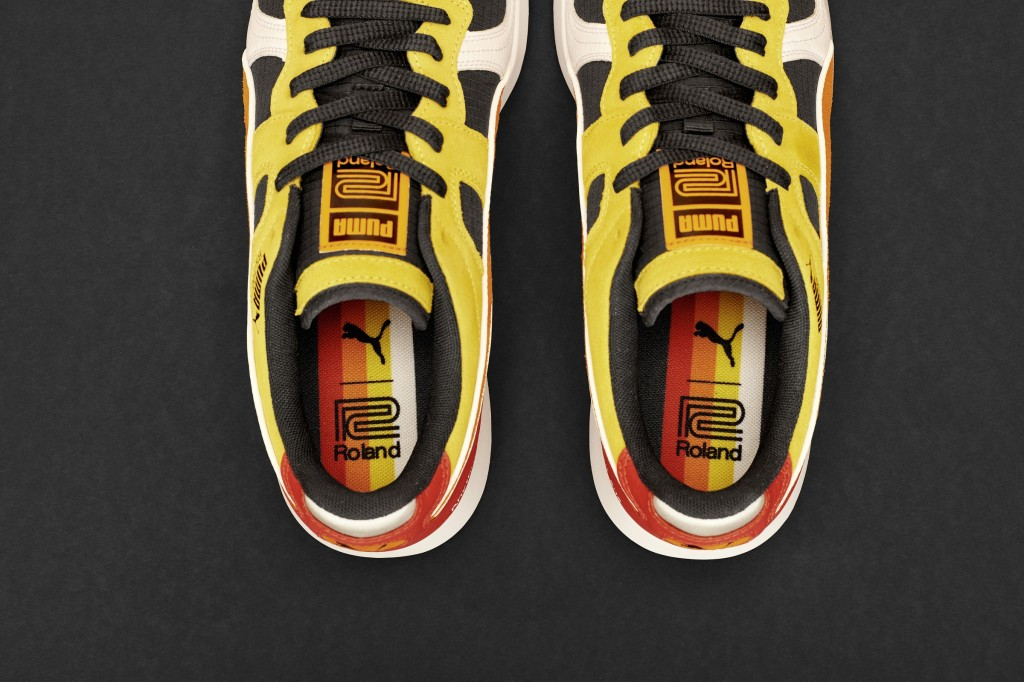 You'll be able to buy those Roland 808 sneakers soon, plus a