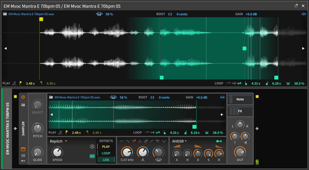 Bitwig Studio 2.4: crazy powerful sampler, easier control