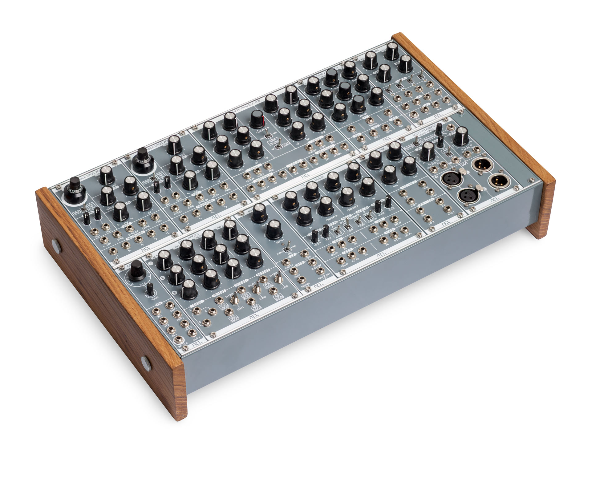 take a tour of the dreamy acl modular synthesizer system cdm create digital music. Black Bedroom Furniture Sets. Home Design Ideas