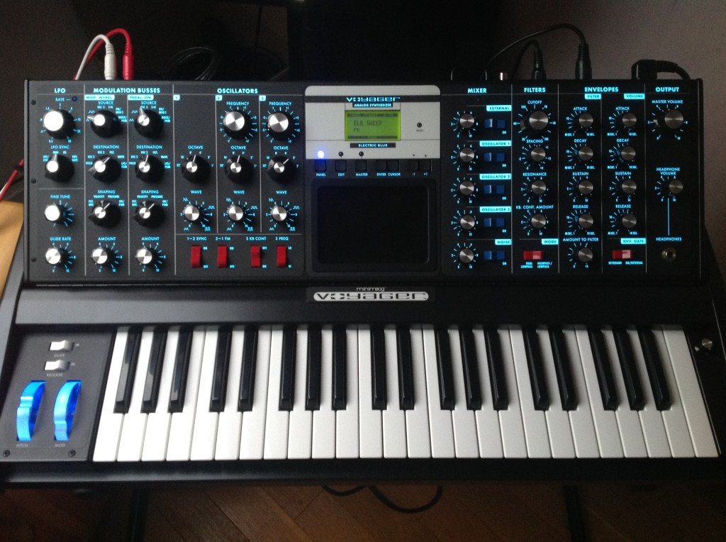 Try a free Minimoog Voyager – and get the Minimoog Bob wanted