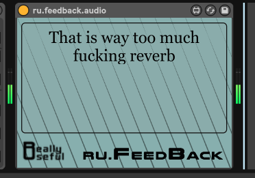 Free Ableton Live add-ons will f*** up your mixes and insult you
