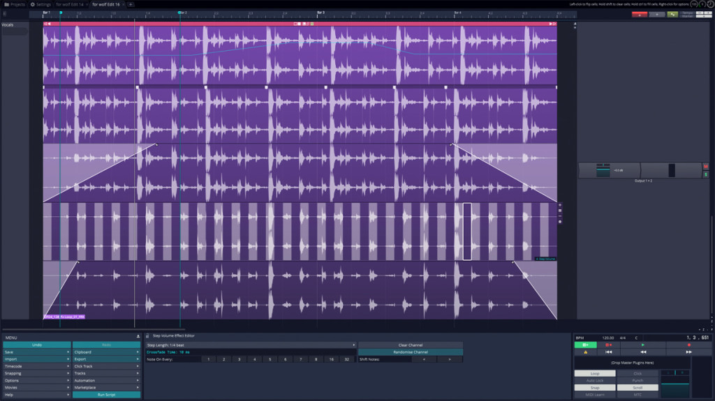 Tracktion 7: powerful, free audio production tool (Mac, Windows, Linux)