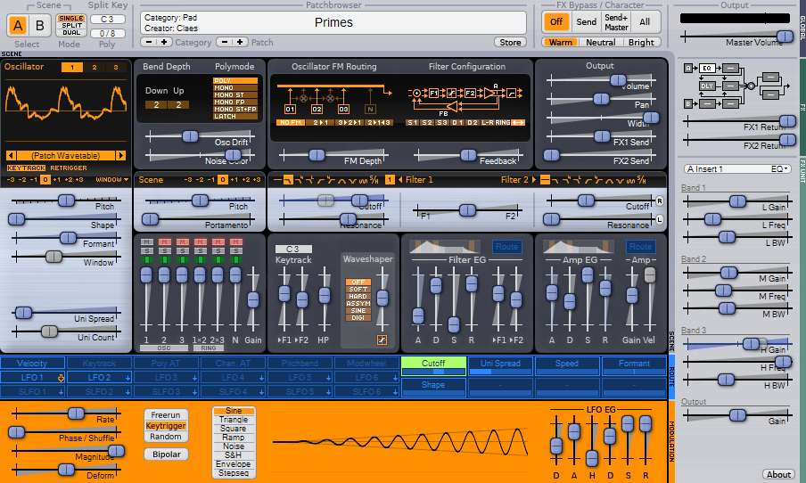 Powerful SURGE synth for Mac and Windows is now free