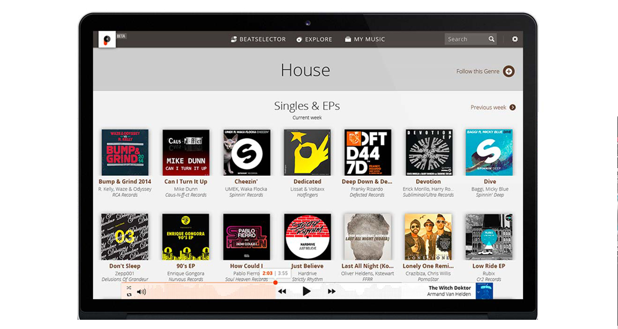 Streaming music is coming to DJ software, but one step at a