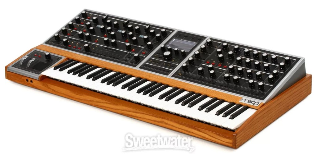 New Moog One polysynth costs US$5999-7999, available now - CDM