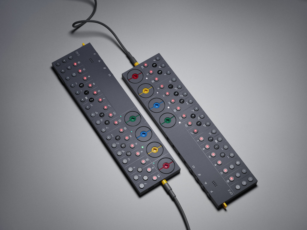 Teenage Engineering OP-Z is here, and it's full of surprises: video round-up