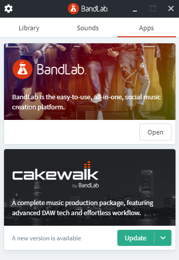 Free Cakewalk DAW for Windows gets big updates, more