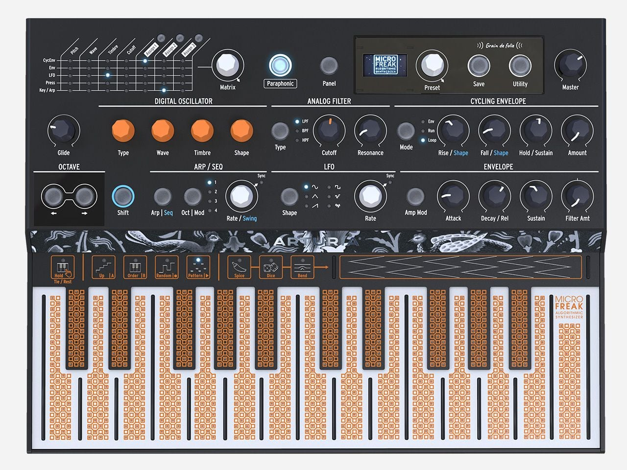 Arturia's new experimental synth - and Mutable Instruments