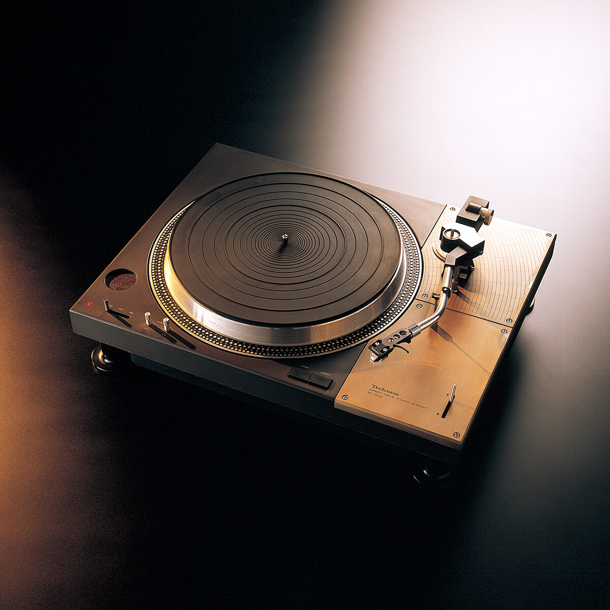 The Technics SL-1200 is back, and this time for DJs again