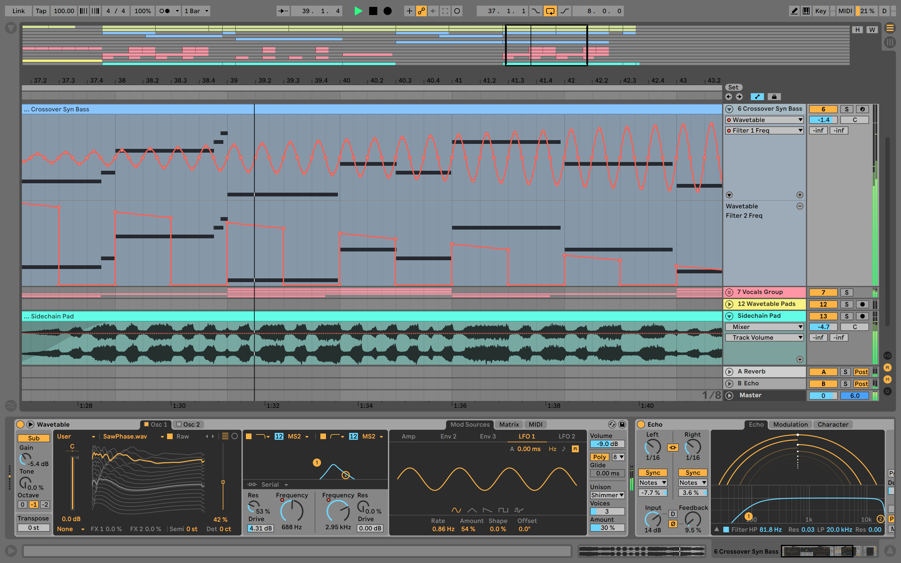 Ableton Live 10 1: more sound shaping, work faster, free update