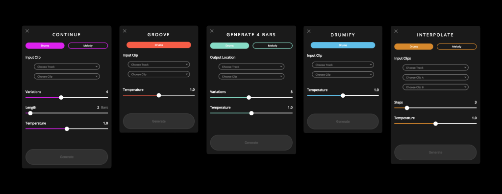 Magenta Studio lets you use AI tools for inspiration in Ableton Live - CDM Create Digital Music