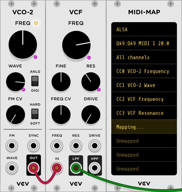VCV Rack nears 1 0, new features, as software modular matures - CDM