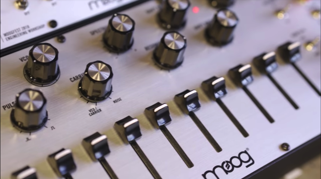 Moog teases spectral shift invention for Moogfest
