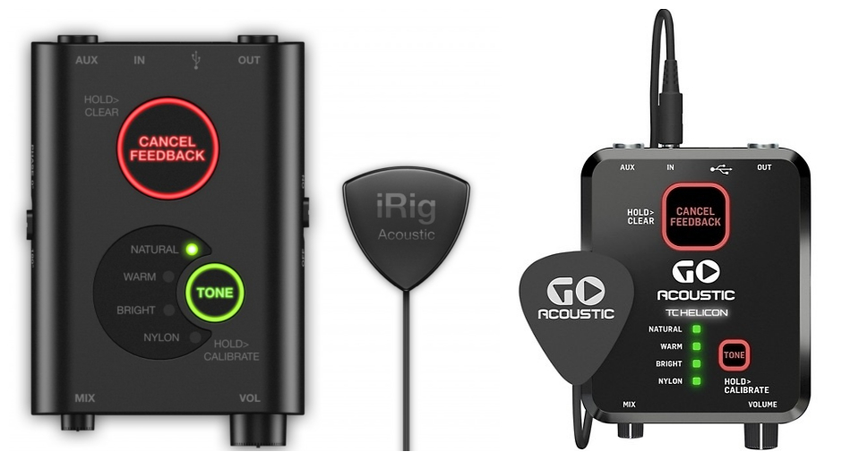 Behringer update: TC-Helicon hardware mimics IK Multimedia products