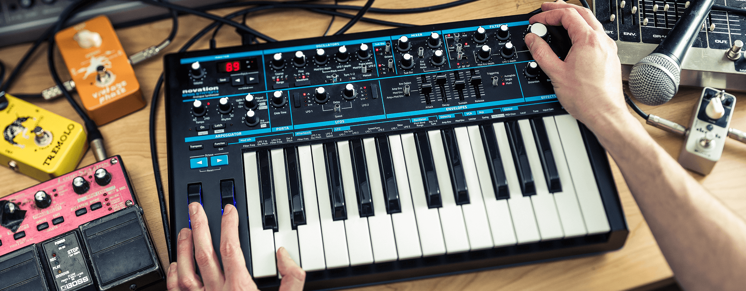 keyboards – Page 2 – PINCHPLANT