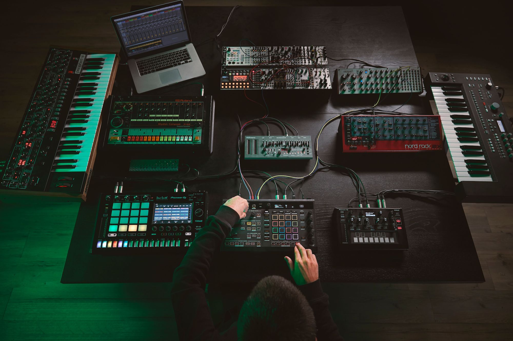 Pioneer Squid is a monster standalone sequencer for your