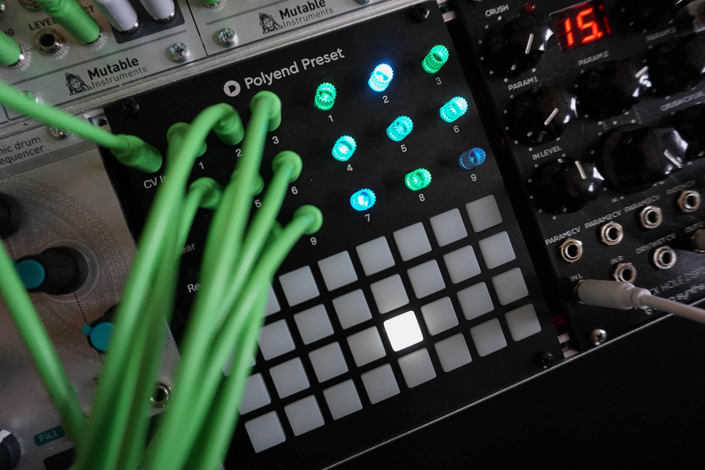 Polyend puts presets in your modular - plus run on a battery