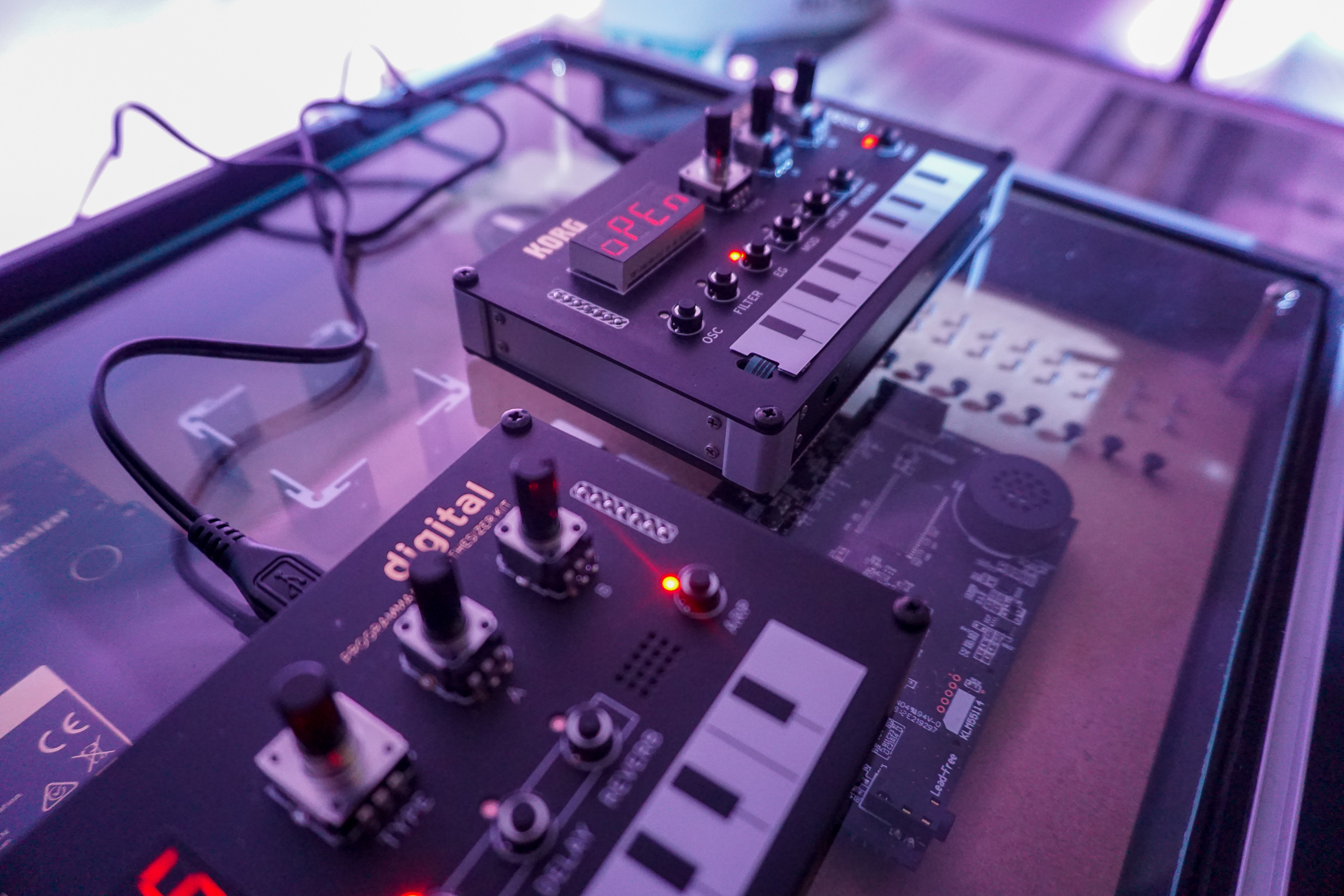 KORG's nutekt NTS-1 is a fun, little kit - and open to