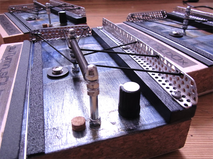Gorgeous electro-acoustic instruments mix sculpture and noise - CDM Create Digital Music