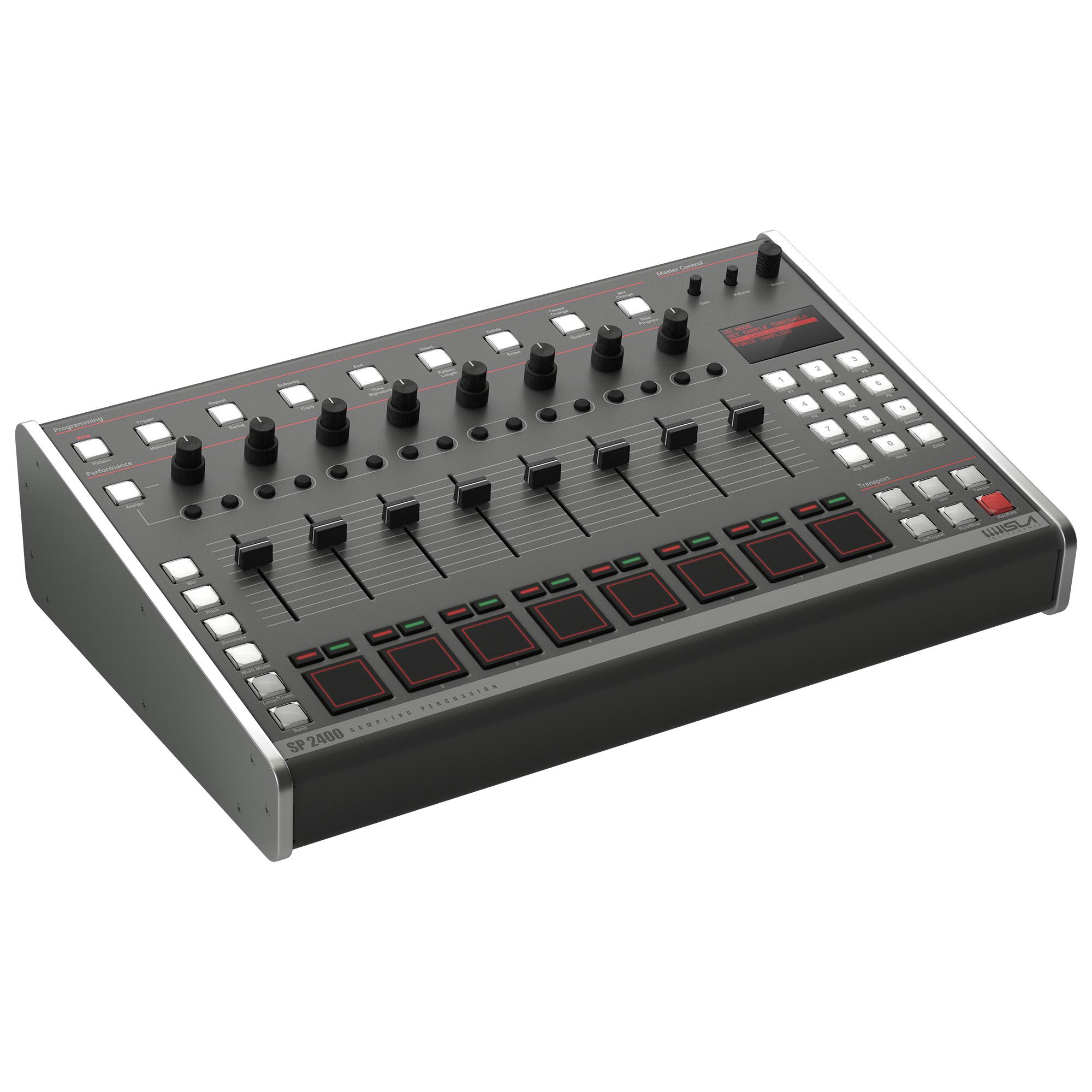 The E-mu SP-1200 sampler is getting a reboot: SP 2400 - CDM Create Digital Music