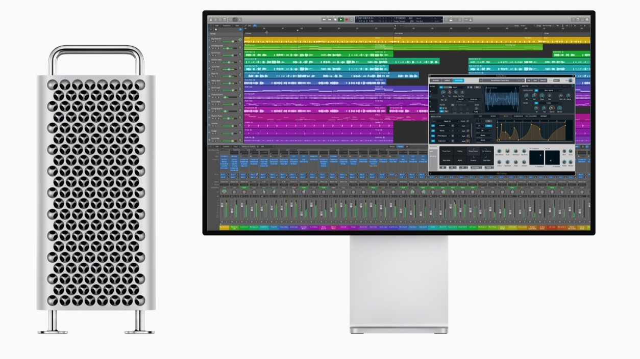 Logic Pro X 10 4 5 is all about huge projects, with or