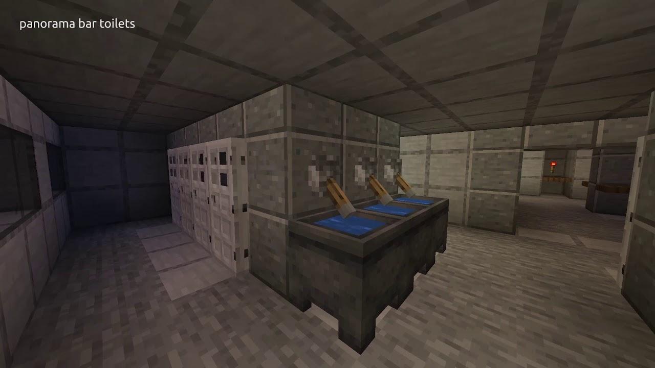 Brilliant Someone Built A Strangely Accurate Berghain In Minecraft Download Free Architecture Designs Scobabritishbridgeorg