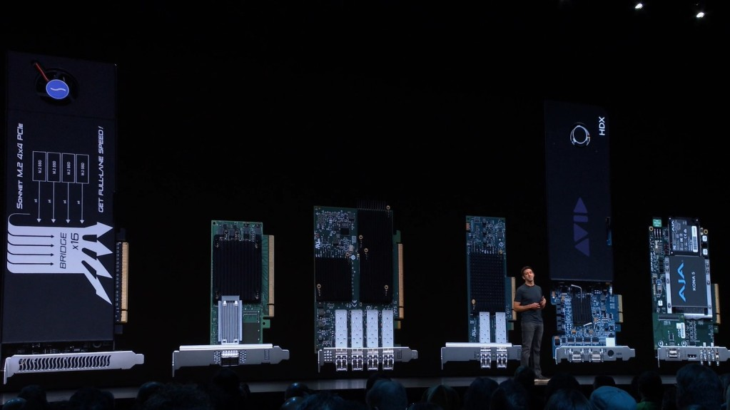 Apple has a AV studio desktop again: power, speed, and cheese graters