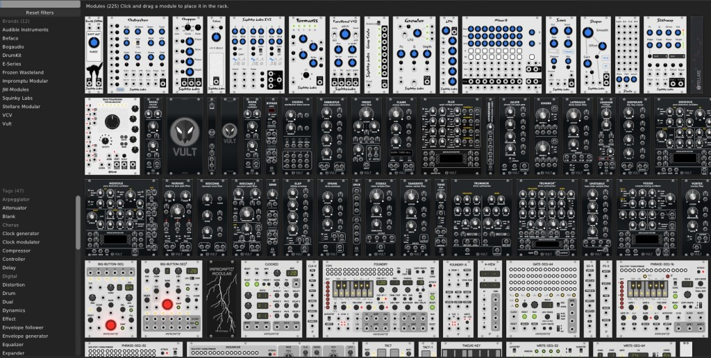 VCV Rack hits 1.0; why you need this free modular now
