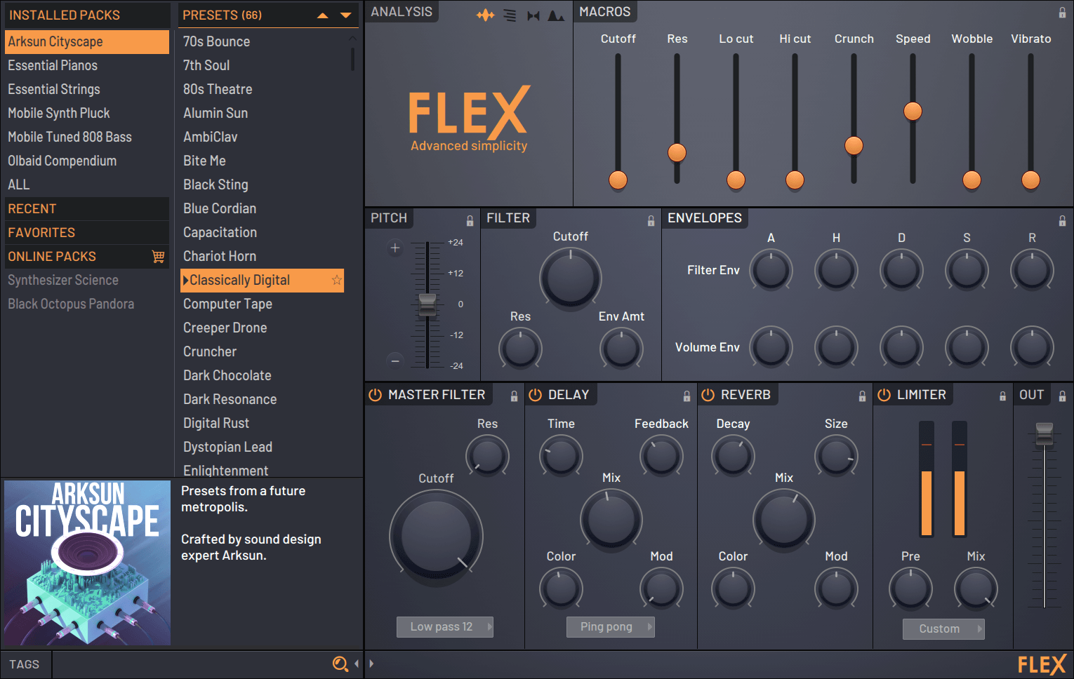 FL Studio 20 5 adds free FLEX, a surprisingly powerful
