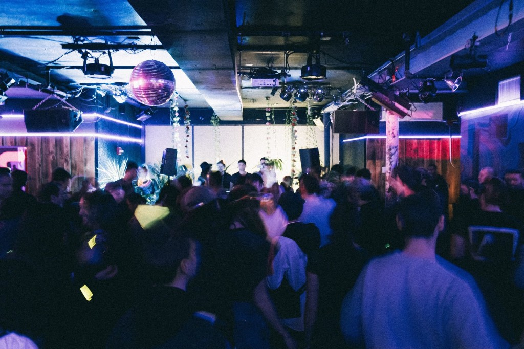 From Soviet funk to a NYC DJ school and Playground: meet Ma