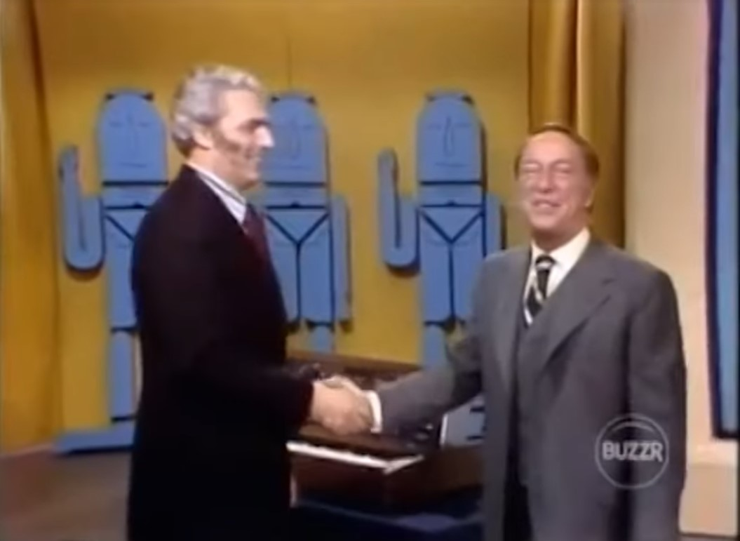 Bob Moog with imposters on a 70s game show is one of the best things ever