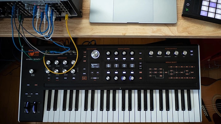 Hydrasynth is a no-compromise polysynth, and a key Akai