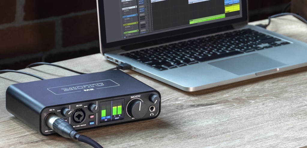 MOTU's new audio interfaces may finally be what we all need – $169.95