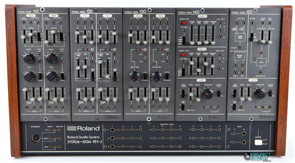Behringer's first 11 Eurorack modules, revealed – and they're even called System 100