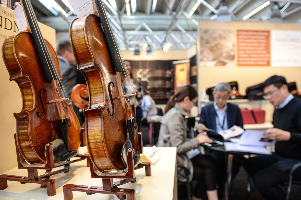 German music tech events enter the age of COVID-19; Musikmesse postponed