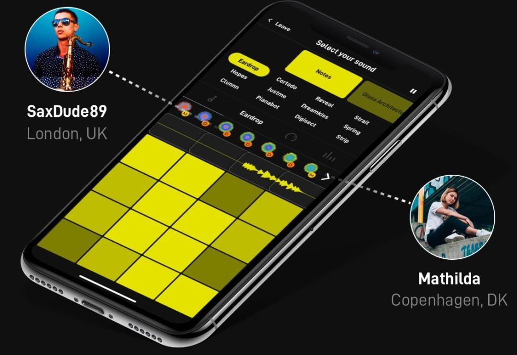 Endlesss is a musical jam app; Imogen Heap, KiNK, Matt Black, more join a stream today