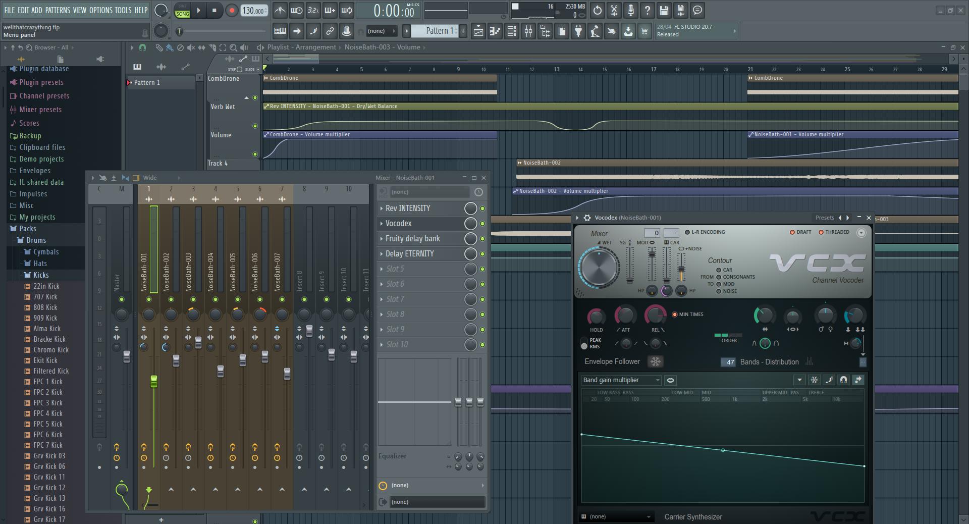 FL Studio 20.7 adds MIDI Scripting, new music video tools, in latest free update - CDM Create Digital Music