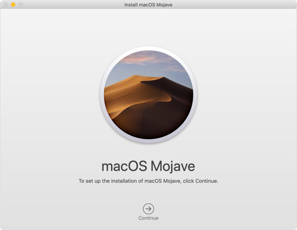Download Macos Mojave On Old Mac