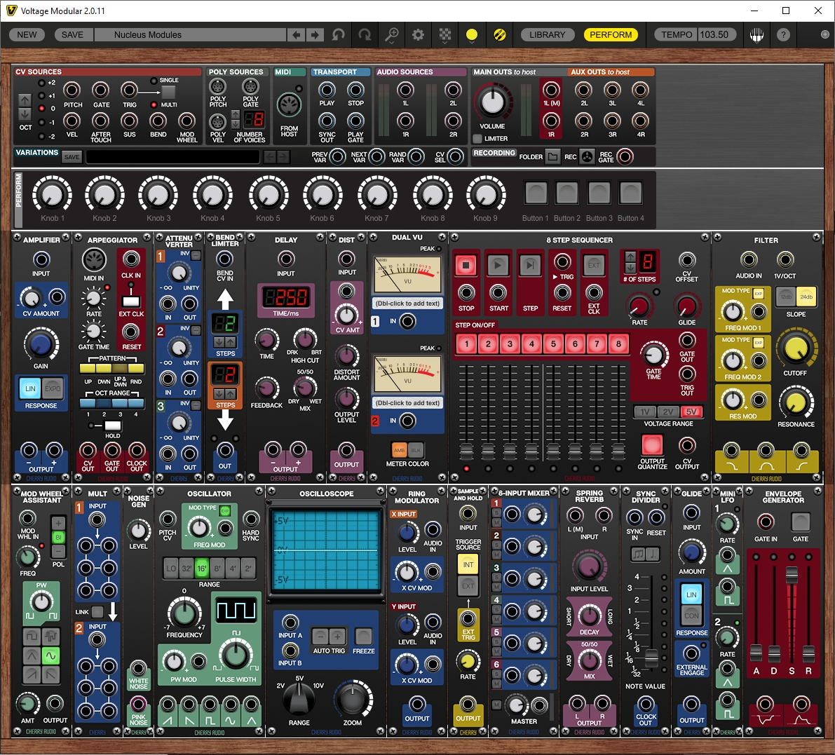 Voltage Modular 2.0 – more features, more modules, more friendly – plus how to use it, free