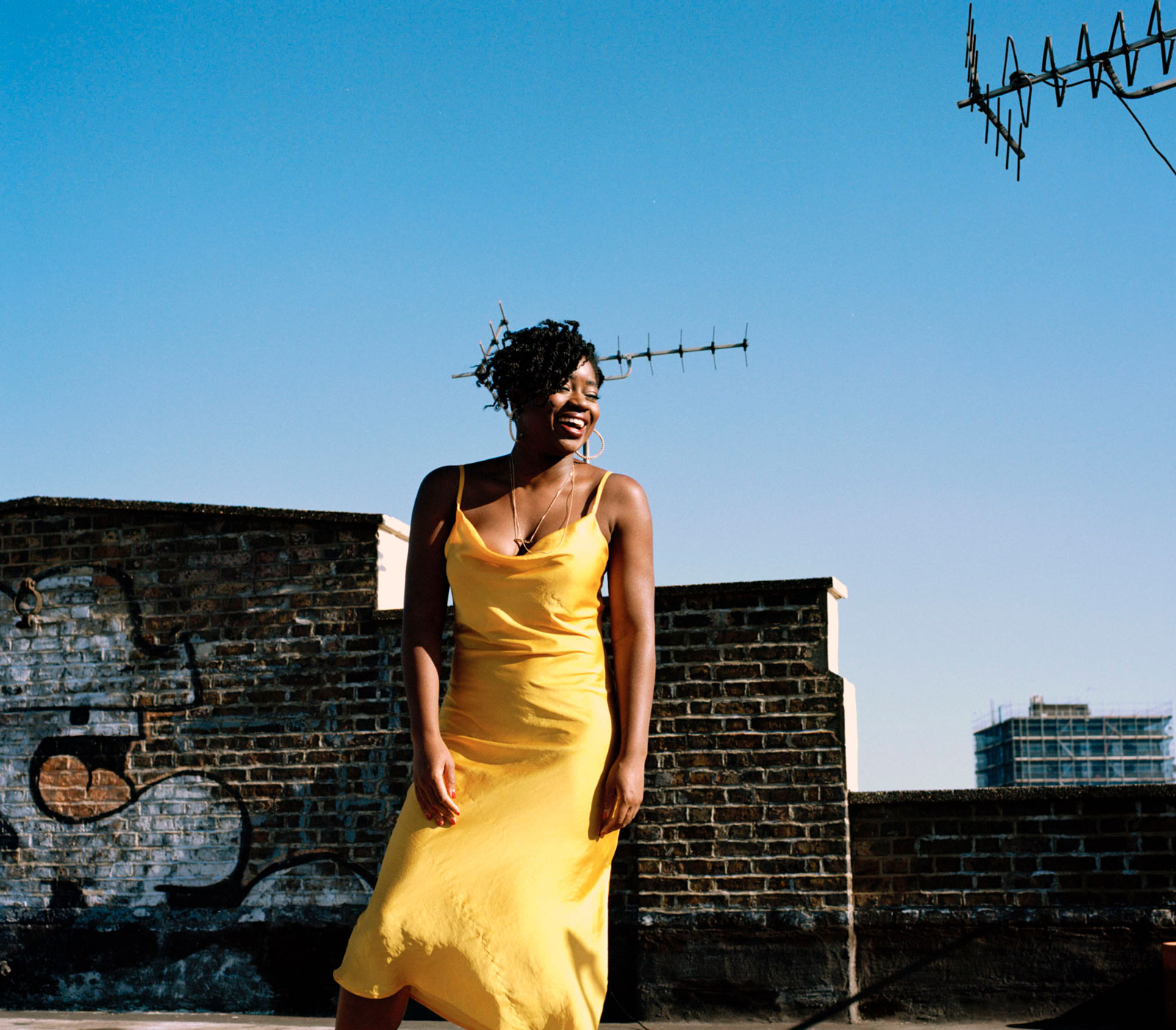 Clara Amfo talks to her BBC Radio 1 audience about mental health and George Floyd's death - CDM Create Digital Music