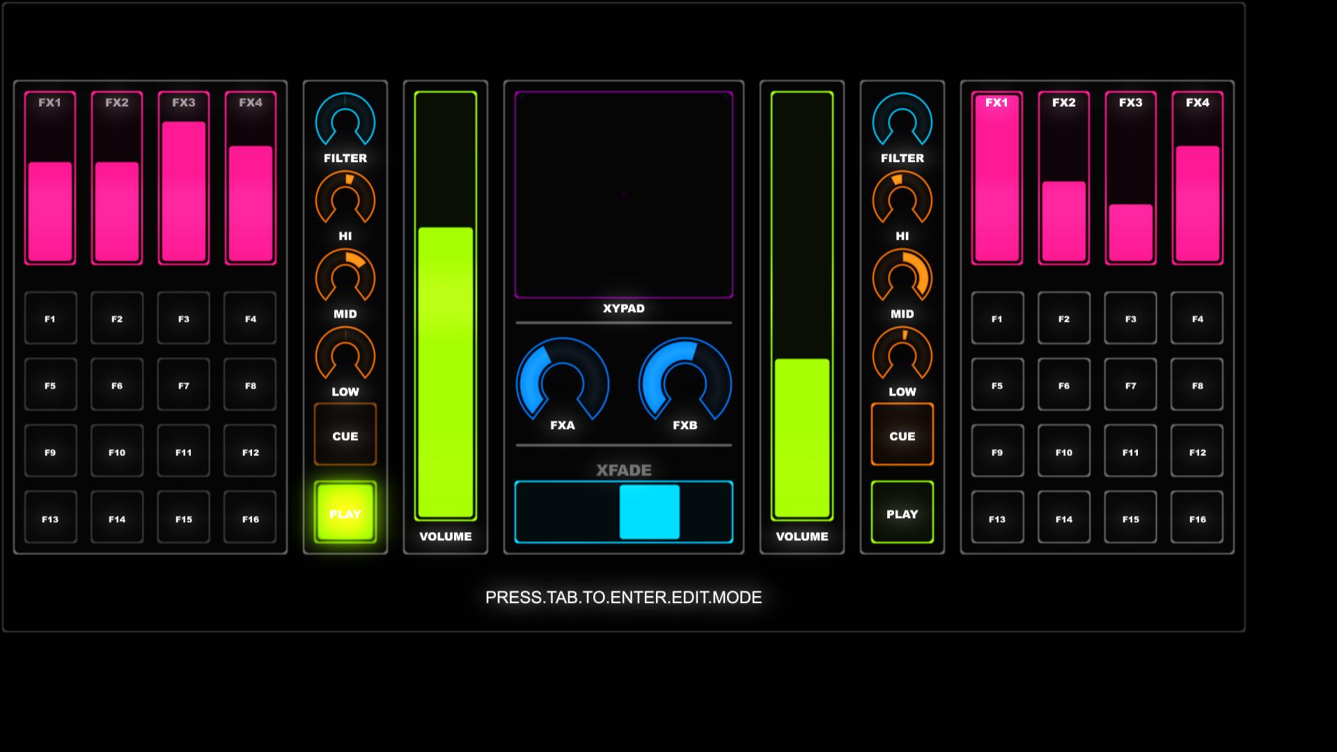 Osc Pilot Is A New Windows Touch Controller App And Deadmau5 Is Already Using It Cdm Create Digital Music