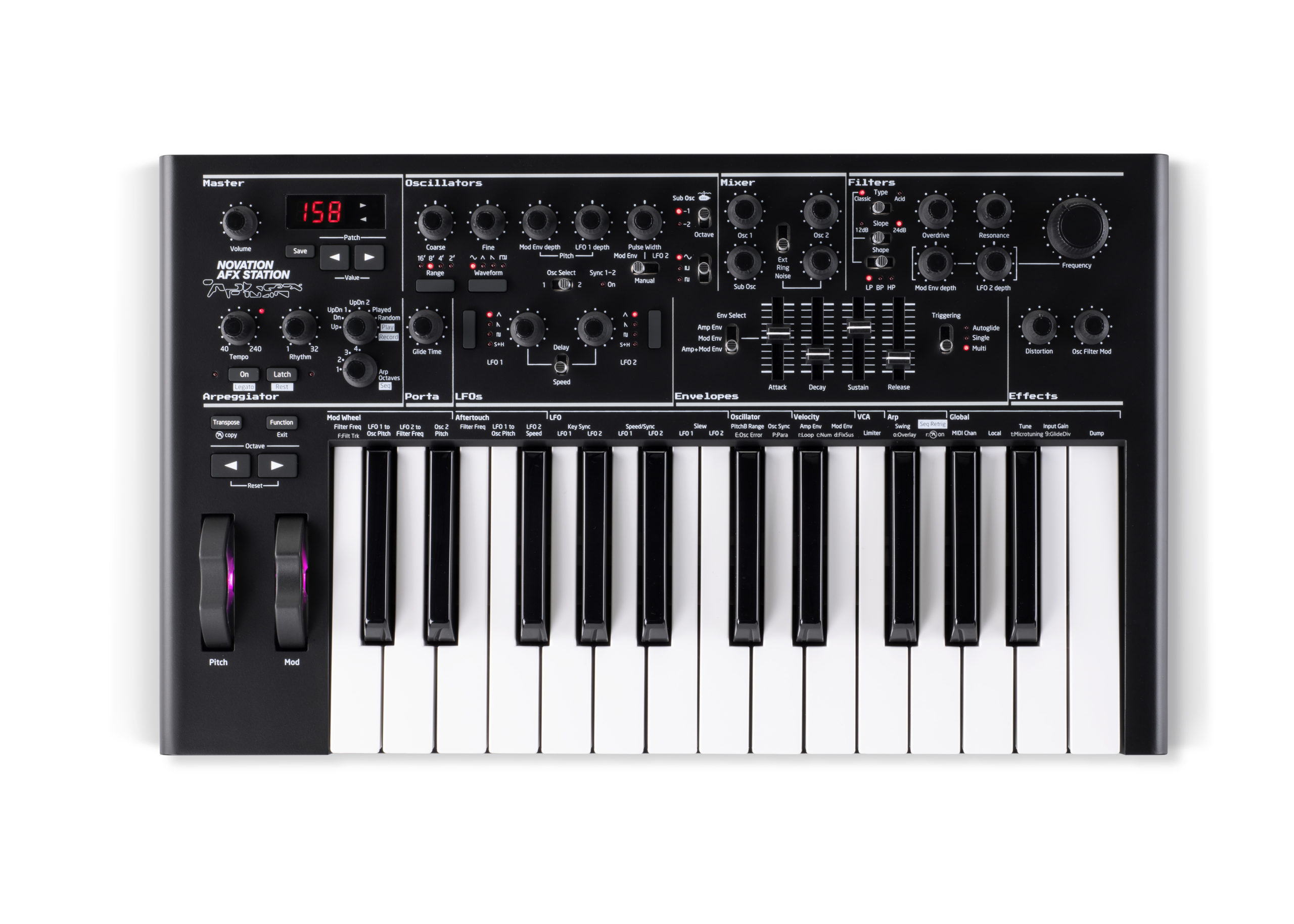 Novation-Aphex Twin AFX Station synth is here - so what is it, exactly? - CDM Create Digital Music