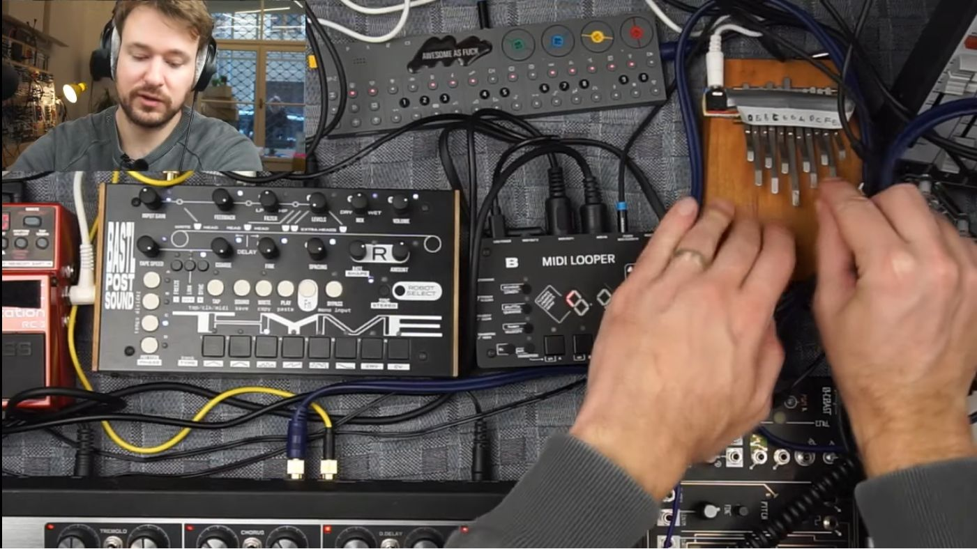 The most from the least: looping, sound creation, modules, and more with Václav - CDM Create Digital Music